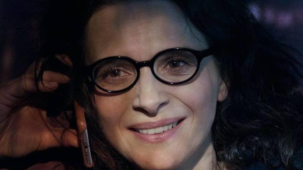 juliette binoche lunettes amaury paris